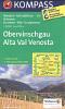 Kompass Wanderkarte WK 041 Obervinschgau.